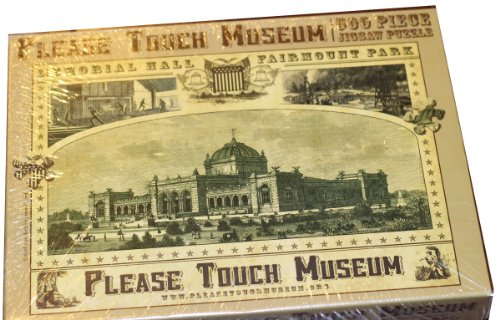 Please Touch Museum Philadelphia, Memorial Hall Fairmount Park, 500 Piece Puzzle