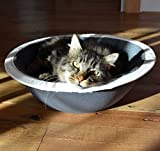 Hepper Nest Pet Bed - A Modern Bed for Cats and Small Dogs. Clean Modern Design Looks Great in Your Home.