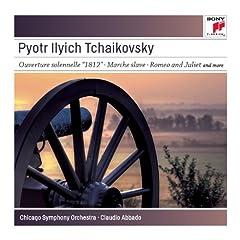 Tchaikovsky: 1812 Overture, Op. 49; Marche Slave, Op. 31