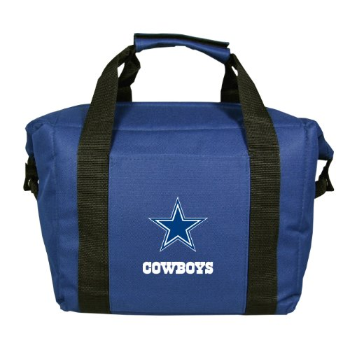 NFL Dallas Cowboys Soft Sided 12-Pack Cooler Bag at Amazon.com