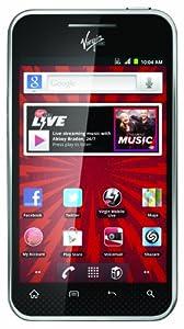 LG Optimus Elite Prepaid Android Phone (Virgin Mobile)