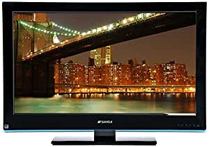 Sansui SLED3280 32-Inch Widescreen LED 1080p HDTV with 30 3/4 x 20 x 2 3/8 Inches Panel