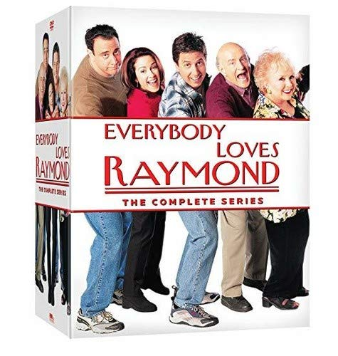 DVD : Everybody Loves Raymond: The Complete Series (Vudu Digital, Gift Set, Boxed Set, Repackaged)