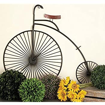 Deco 79 57949 Metal Wall Decor, 39