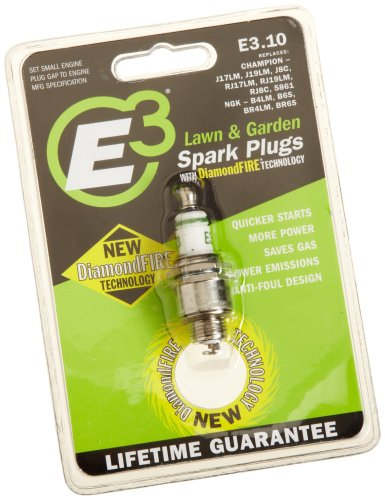 E3 Spark Plugs E3.10 Small Engine And Lawn & Garden Spark Plug , Pack Of 1