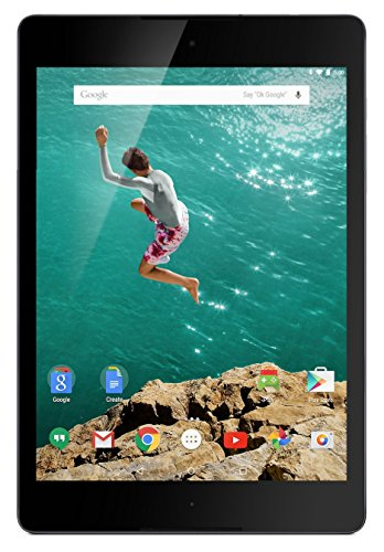 Google Nexus 9, 8.9 pollici, 16GB, Wi-Fi, Android 5 L, Nero