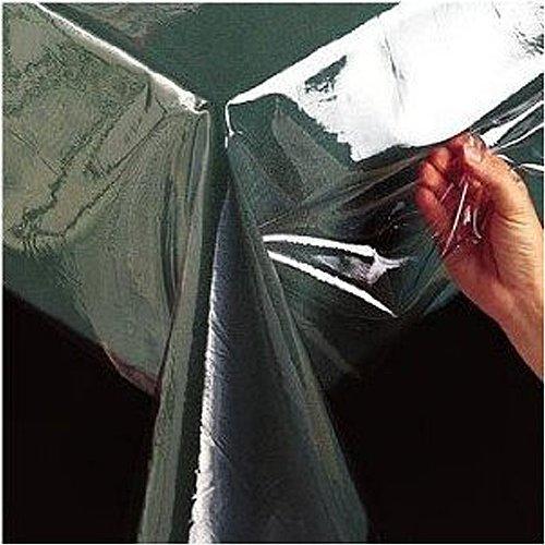 Heavy Duty Clear Plastic Tablecloth Protector, 70×90