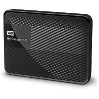 WD My Passport X 2TB Gaming Portable Hard Drive