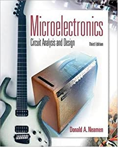 Microelectronics Circuit Analysis and Design by McGraw-Hill Science/Engineering/Math