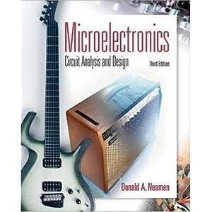 Microelectronics Circuit Analysis and Design - Donald Neamen