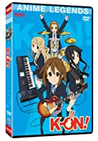 K-on Dvd Anime Legends by Bandai