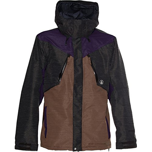42IN32 Volcom Forged Jacket – Men's Navy, M