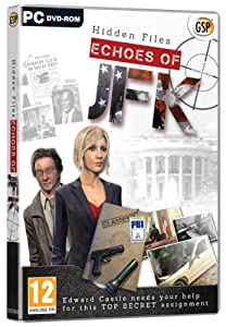 Hidden Files- Echoes of JFK (PC DVD)