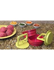 Burger Pocket Press by Burger Pocket Press  The Stuffed Burger Maker