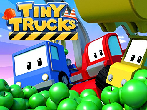 Tiny Trucks on Amazon Prime Video UK