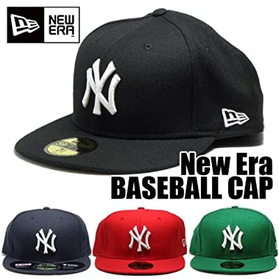 ニューエラ 59 FIFTY ニューヨーク ヤンキース (7 3/8(58.7cm), レッド)