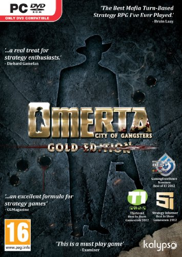 Omerta - City of Gangsters Gold Edition  (PC)