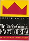 The Concise Columbia Encyclopedia (0231069383) by Columbia