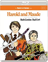 Harold And Maude (Masters of Cinema) (Blu-ray) [1971]