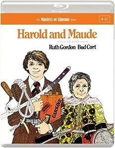 Harold And Maude (Masters of Cinema) (Blu-ray) [1971]