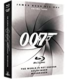 James Bond Blu-ray Collection: Volume Three (Moonraker / The World is Not Enough / Goldfinger)