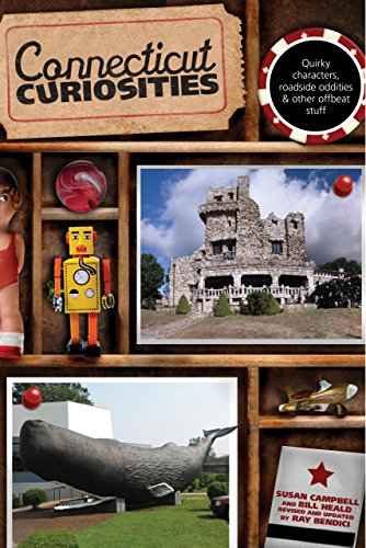 Connecticut Curiosities: Quirky Characters, Roadside Oddities & Other Offbeat Stuff (Curiosities Series) front-1018993