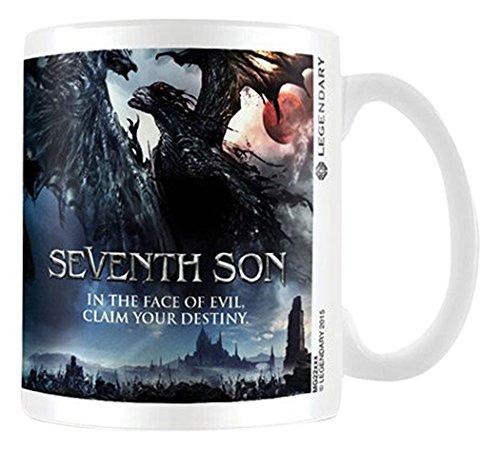 Empire Merchandising 677068Seventh Son-Destiny Tazza in ceramica, diametro 8,5cm, altezza 9,5cm