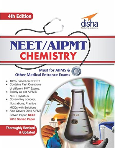 NEET/AIPMT Chemistry (Must for AIIMS & Other Medical Entrance Exams)