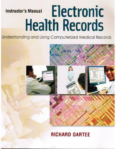 Title: ELECTRONIC HEALTH RECORDS W/CD (TE)