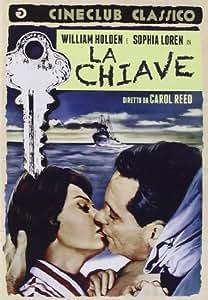 La Chiave (1958) [Italian Edition]
