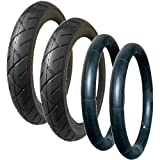 QUINNY BUZZ TYRE AND TUBE SET 12 1/2 X 2.1/4 (57-203) - HOTA