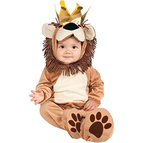 Lion King of the Jungle Baby Costume - 6-12 Months