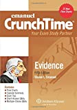 img - for Crunchtime: Evidence, Fifth Edition book / textbook / text book