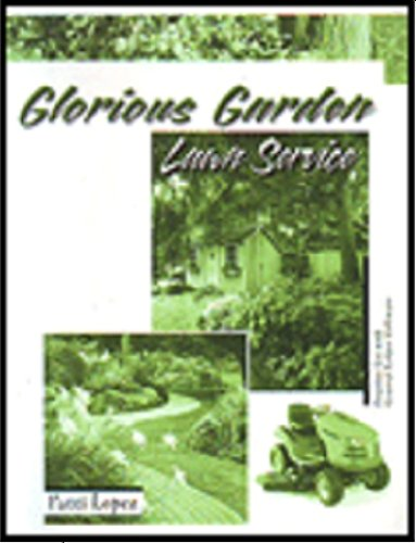 Glorious Lawn Care Practice Set with General Ledger Software