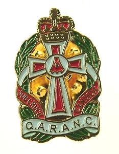 QARANC Lapel Pin Badge