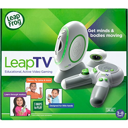 LeapFrog LeapTV Educational Active Video Game System JungleDealsBlog.com