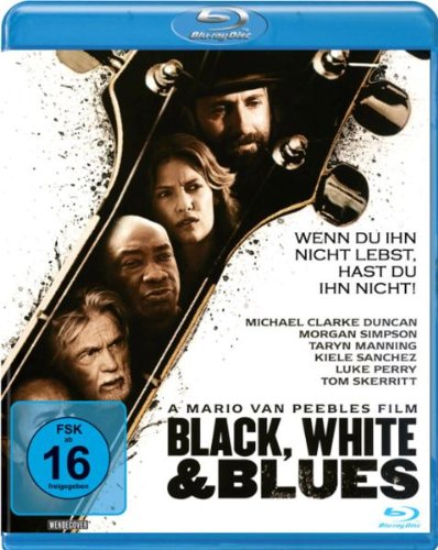 Black, White and Blues [Blu-Ray]
