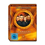Stargate Kommando SG-1 - Season 6 (6 DVDs)von &#34;Richard Dean Anderson&#34;
