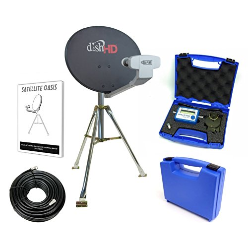 Buy Cheap Dish Network Turbo Hdtv Satellite Tripod Kit