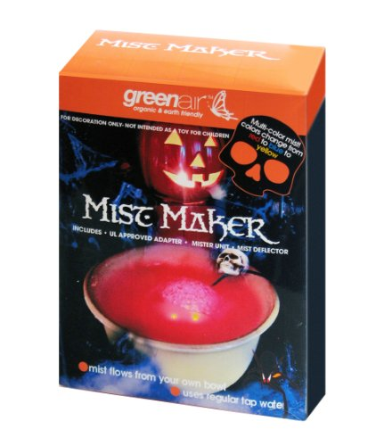 Greenair Halloween Mist Maker