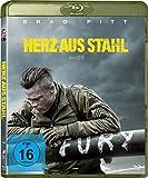 DVD Cover 'Fury - Herz aus Stahl [Blu-ray]