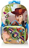 Disney Boys 2-7 Toy Story Backpack with Lunch