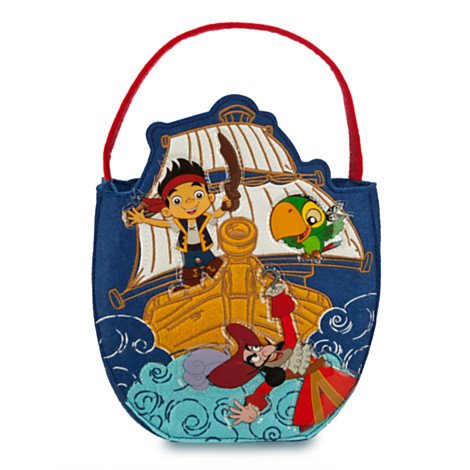 Jake and the Never Land Pirates Trick or Treat Bag