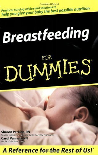 Breast Feeding For Dummies front-1038237