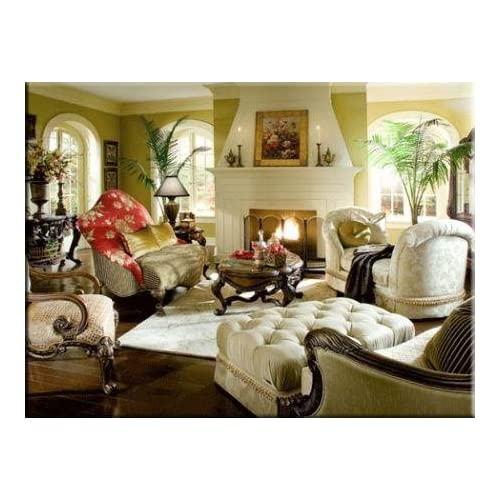 chateau beauvais 2 piece sofa set 75845