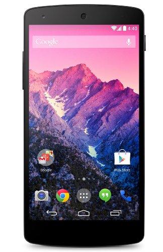 Google Nexus 5 - Smartphone libre Android (pantalla 4.95