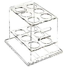 Wheaton 805015 Acrylic Storage Rack for Use With Wheaton Hybridization Bottles