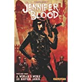 Garth Ennis' Jennifer Blood Volume 1 TPpar Adriano Batista