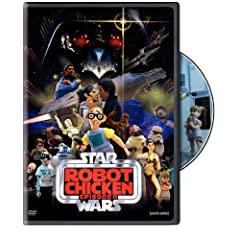 Robot Chicken: Star Wars - Episode II: Andy Richter, Seth Green