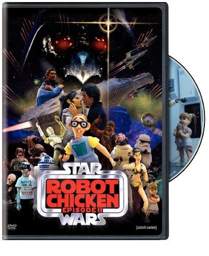 Robot Chicken Star Wars 2 front-434645
